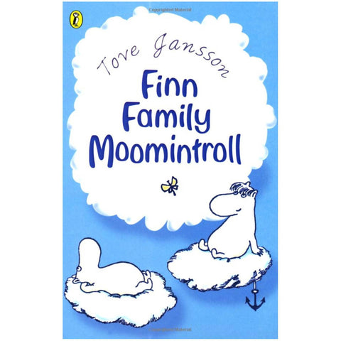 Finn Family Moomintroll (PB Fiction)