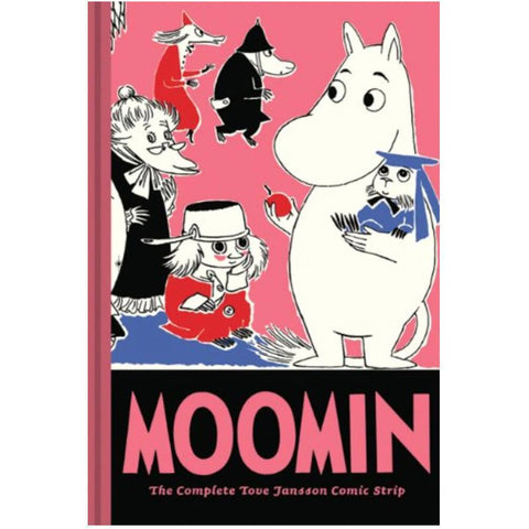 Moomin Book Five: The Complete Tove Jansson Comic Strip
