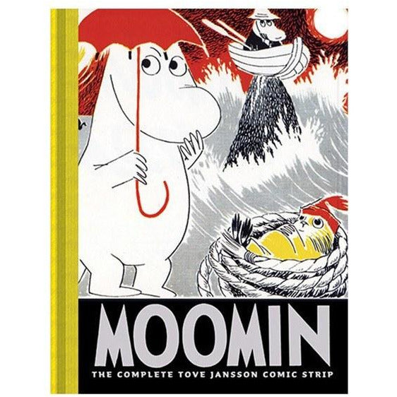 Moomin Book Four: The Complete Tove Jansson Comic Strip - The Official Moomin Shop