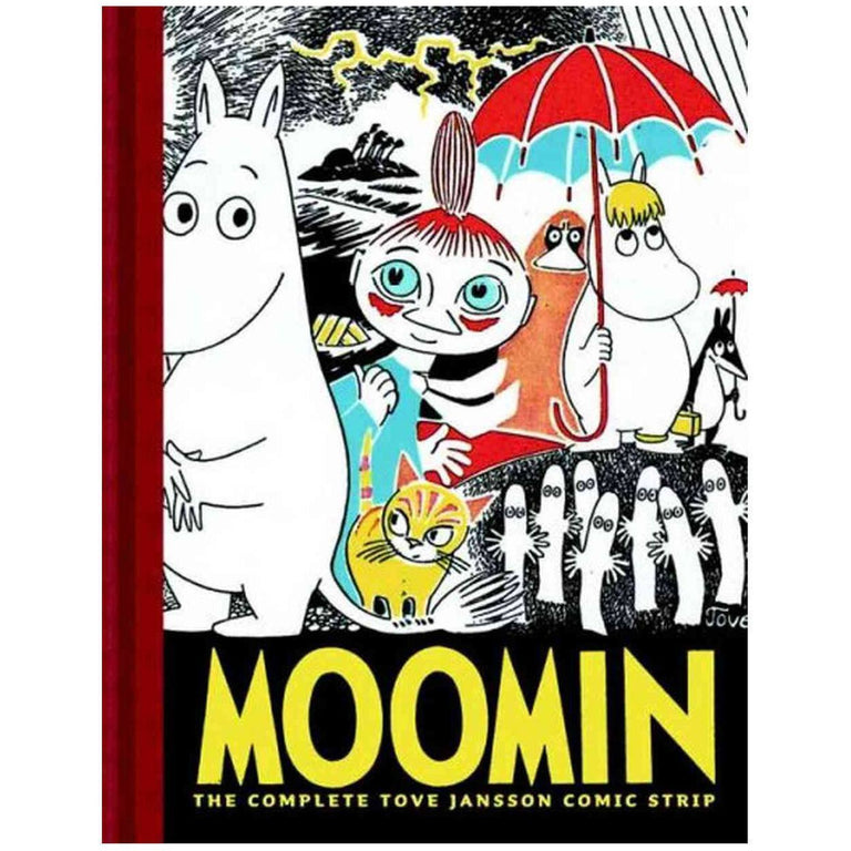 Moomin Book One: The Complete Tove Jansson Comic Strip - The Official Moomin Shop