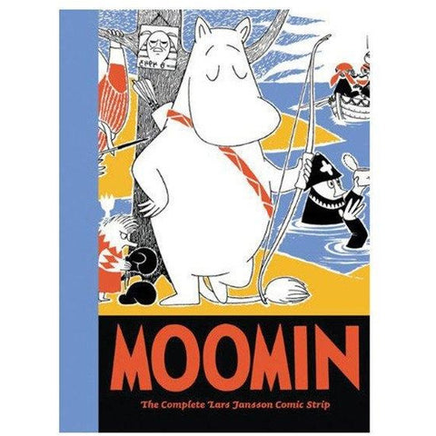 Moomin Book Seven: The Complete Lars Jansson Comic Strip