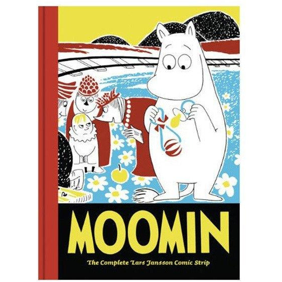 Moomin Book Six: The Complete Lars Jansson Comic Strip - The Official Moomin Shop
