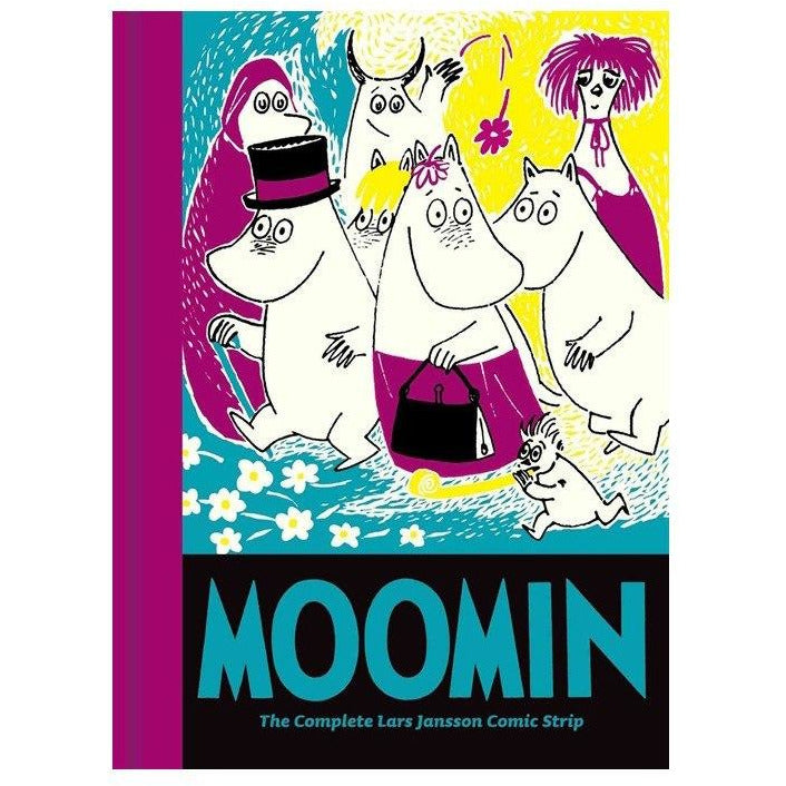 Moomin Book Ten: The Complete Lars Jansson Comic Strip - The Official Moomin Shop