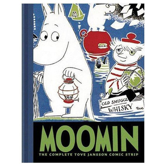 Moomin Book Three: The Complete Tove Jansson Comic Strip - The Official Moomin Shop