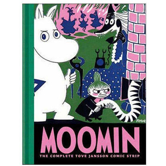 Moomin Book Two: The Complete Tove Jansson Comic Strip - The Official Moomin Shop