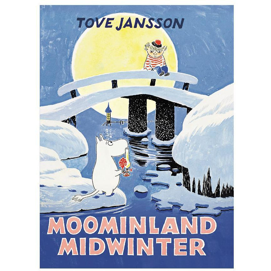 Moominland Midwinter Collectors' Edition - Sort of Books - The Official Moomin Shop