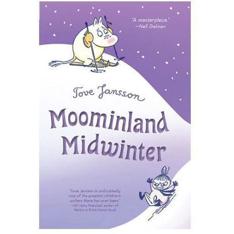 Moominland Midwinter (PB Fiction)