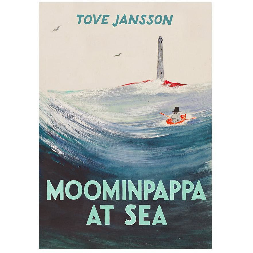 Moominpappa at Sea Collectors' Edition - Sort of Books - The Official Moomin Shop
