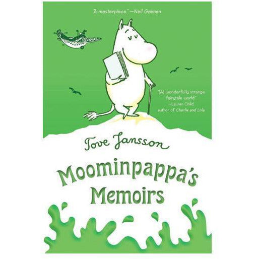 Moominpappa's Memoirs (PB Fiction) - The Official Moomin Shop