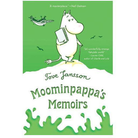 Moominpappa's Memoirs (PB Fiction)