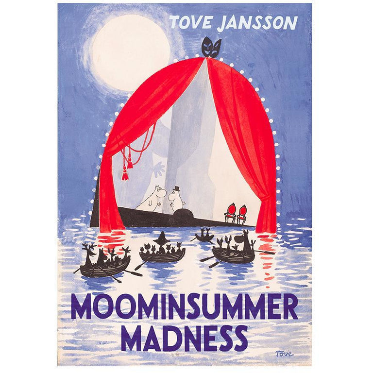 Moominsummer Madness Collectors' Edition - Sort of Books - The Official Moomin Shop