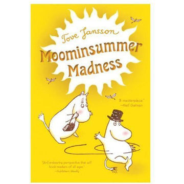 Moominsummer Madness (PB Fiction)