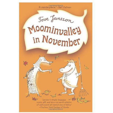 Moominvalley in November (PB Fiction)