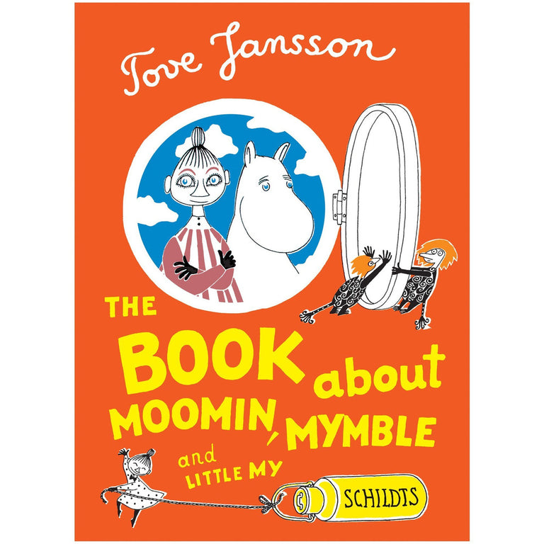 The Book About Moomin, Mymble and Little My - The Official Moomin Shop