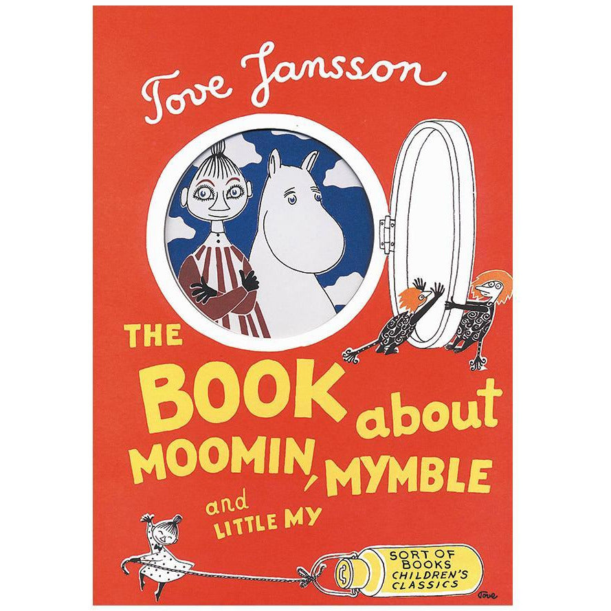 The Book About Moomin, Mymble and Little My - Sort of Books - The Official Moomin Shop