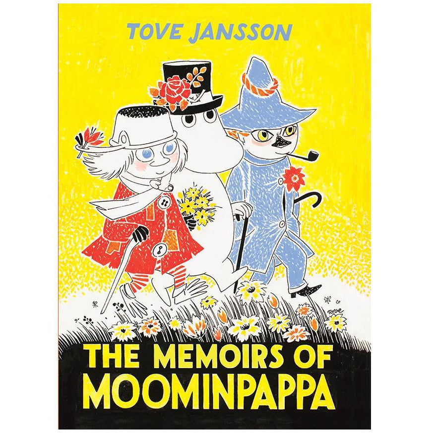 The Memoirs of Moominpappa Collectors' Edition - Sort of Books - The Official Moomin Shop