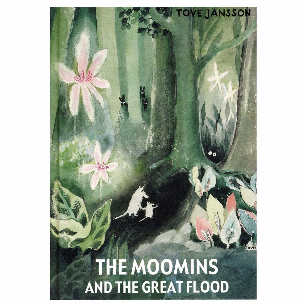 The Moomins and the Great Flood - Sort of Books - The Official Moomin Shop