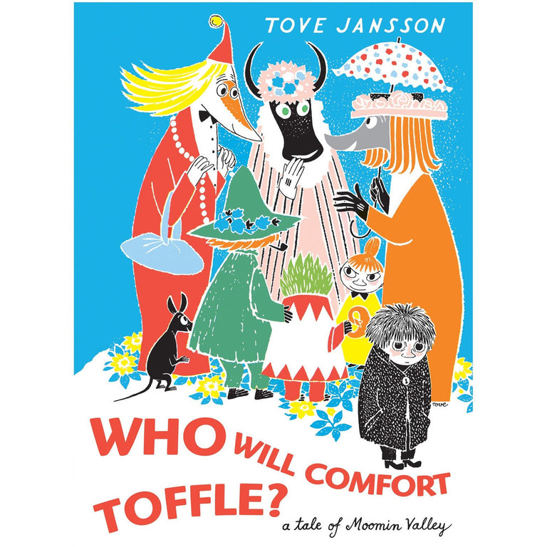 Who will comfort Toffle? - The Official Moomin Shop