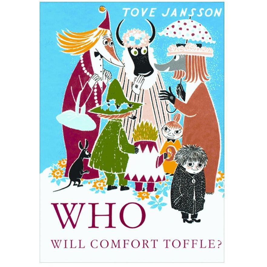 Who will comfort Toffle? - Sort of Books - The Official Moomin Shop