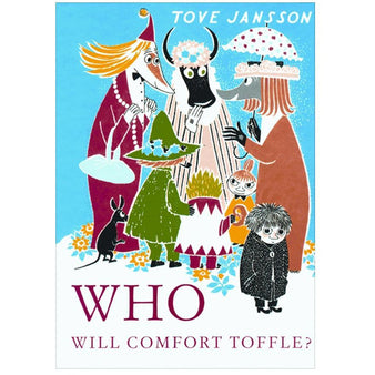 Who will comfort Toffle? - Sort of Books