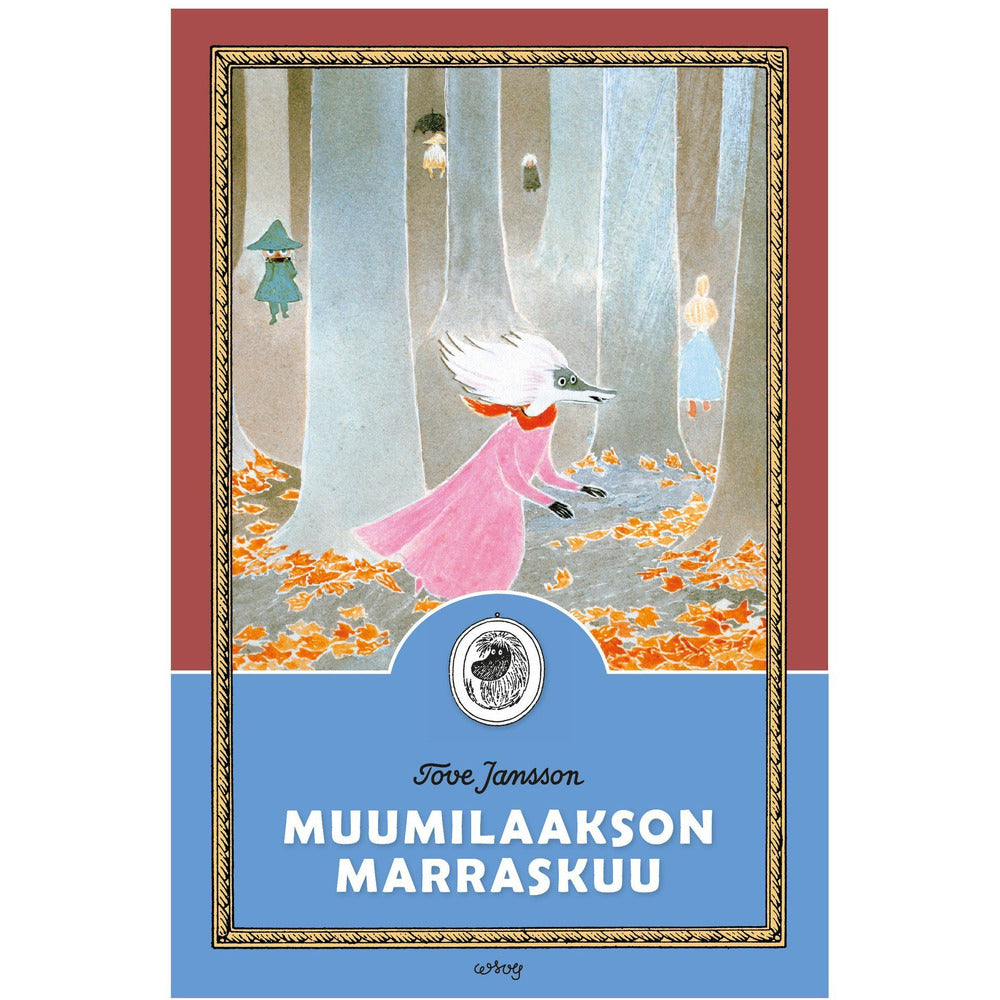 Muumilaakson marraskuu - The Official Moomin Shop
