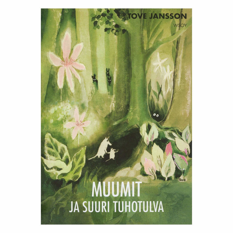Muumit ja suuri tuhotulva - The Official Moomin Shop