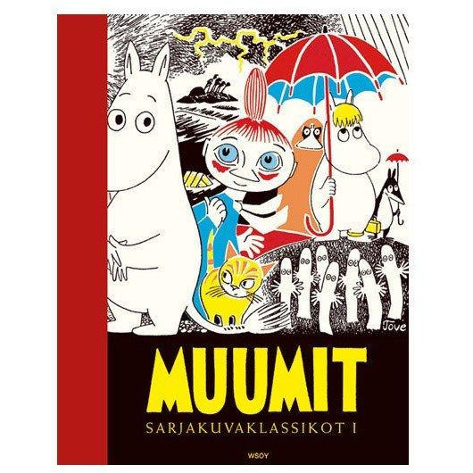 Muumit Sarjakuvaklassikot I - The Official Moomin Shop