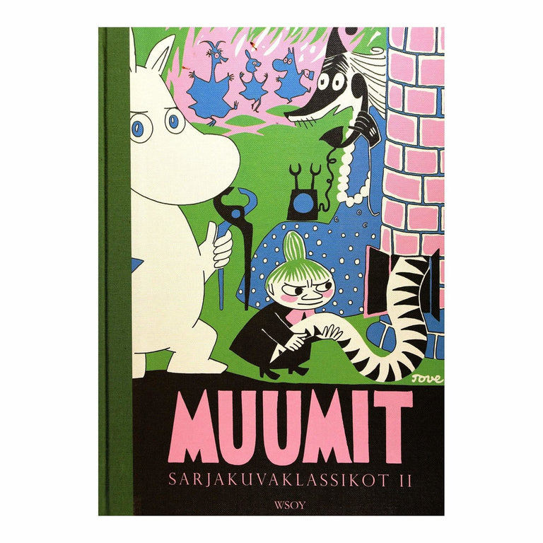 Muumit Sarjakuvaklassikot II - The Official Moomin Shop
