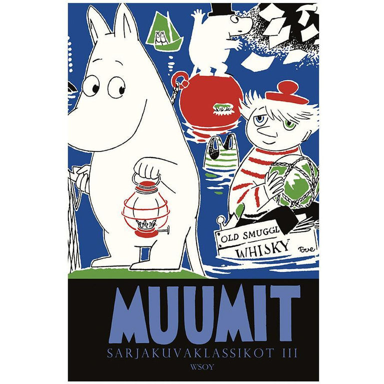 Muumit Sarjakuvaklassikot III - The Official Moomin Shop