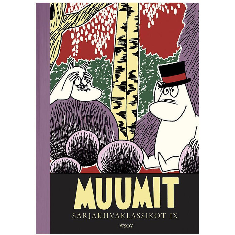 Muumit sarjakuvaklassikot IX - The Official Moomin Shop