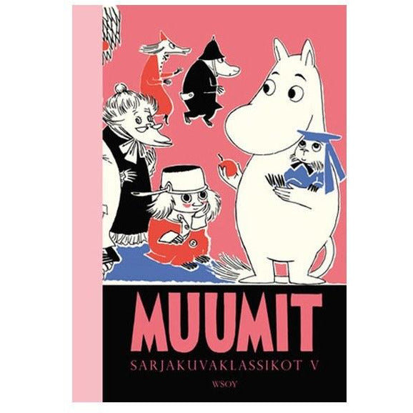 Muumit Sarjakuvaklassikot V - The Official Moomin Shop
