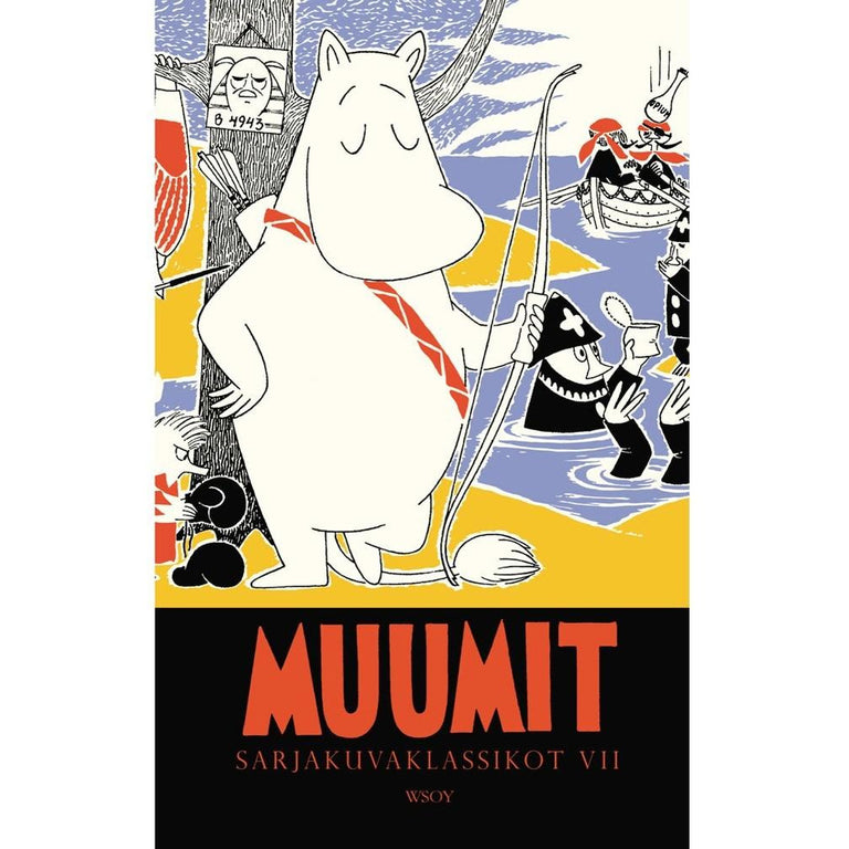 Muumit sarjakuvaklassikot VII - The Official Moomin Shop