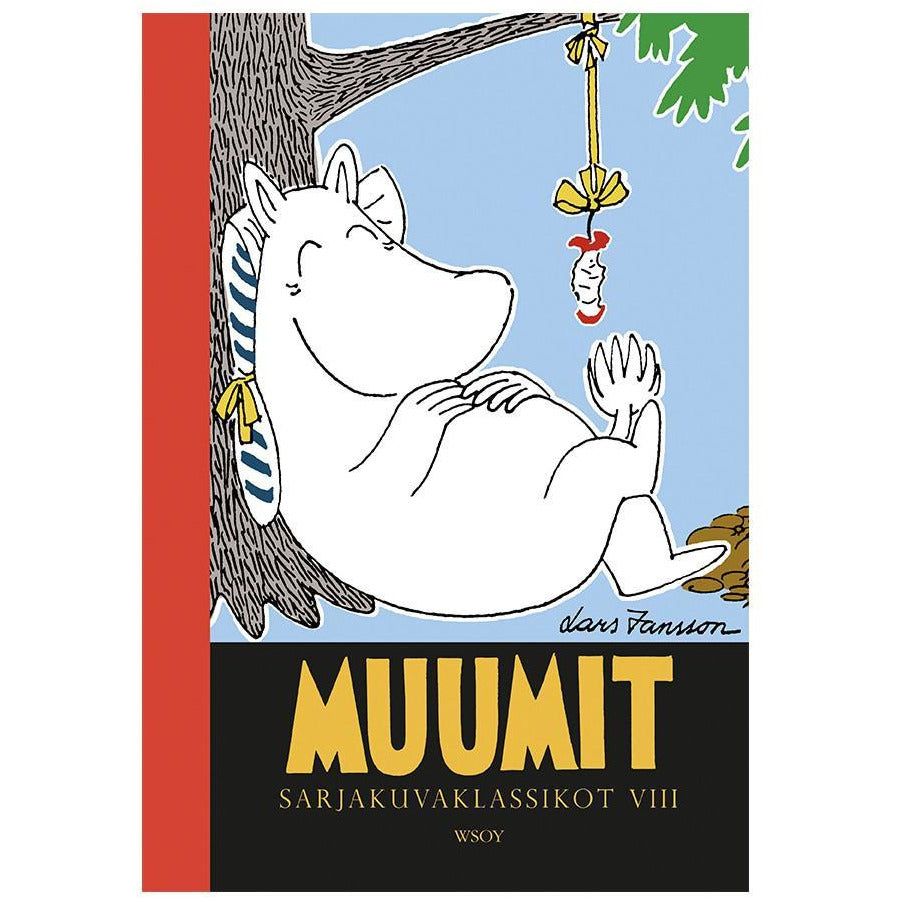 Muumit sarjakuvaklassikot VIII - The Official Moomin Shop