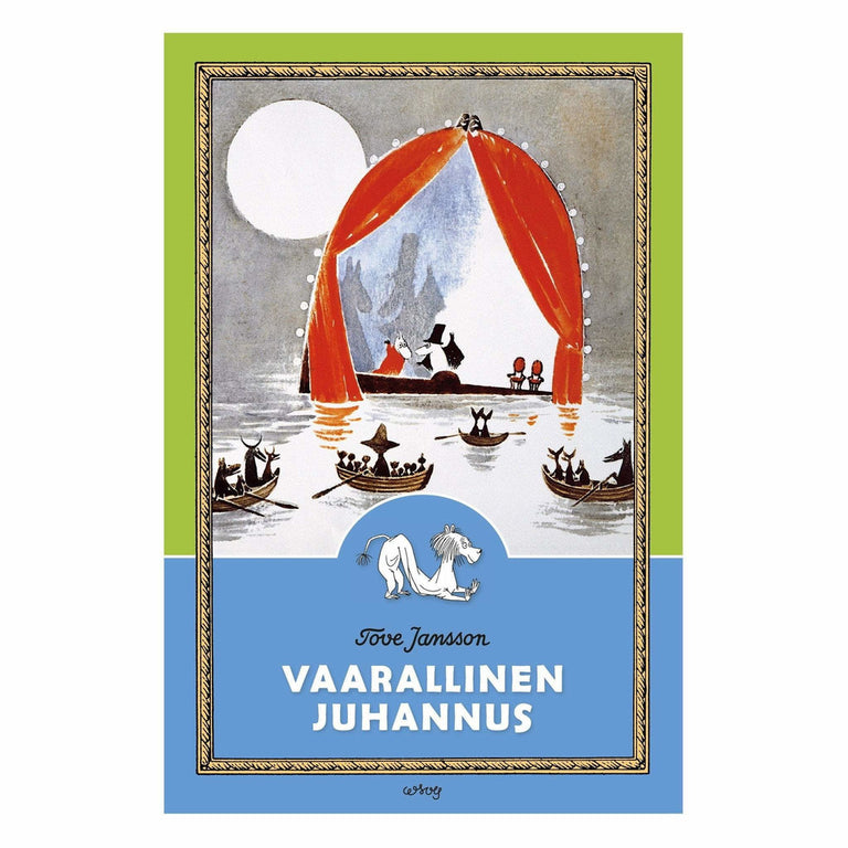 Vaarallinen juhannus - The Official Moomin Shop