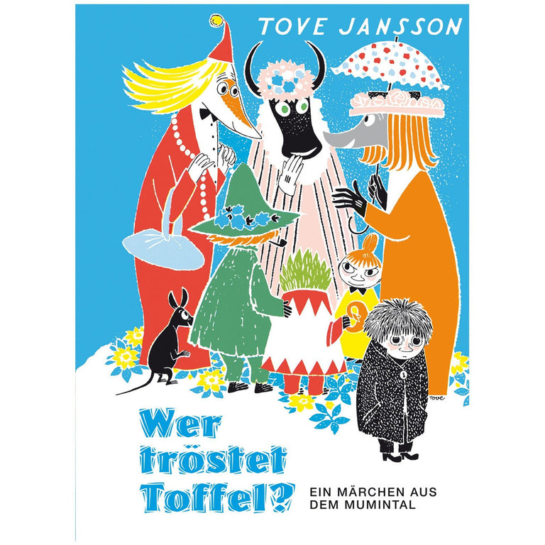 Wer tröstet Toffel? - The Official Moomin Shop