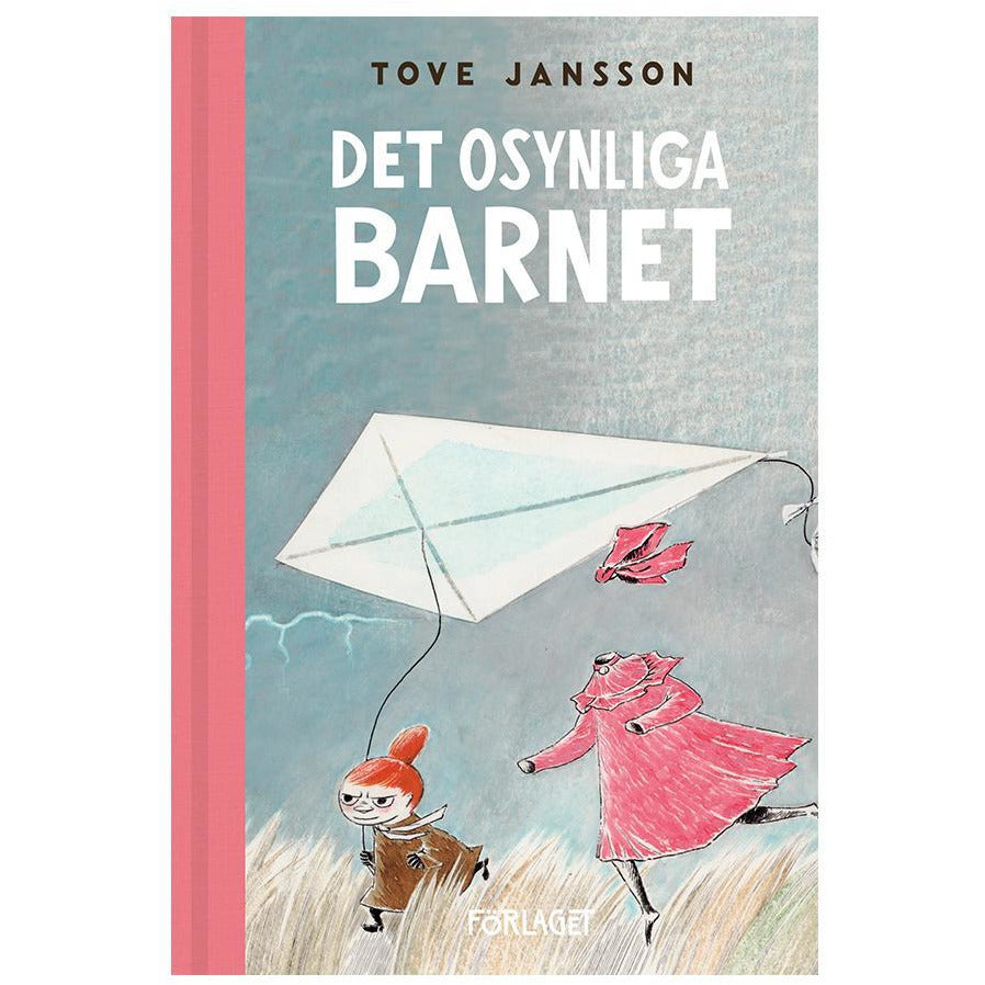 Det osynliga barnet - Förlaget - The Official Moomin Shop