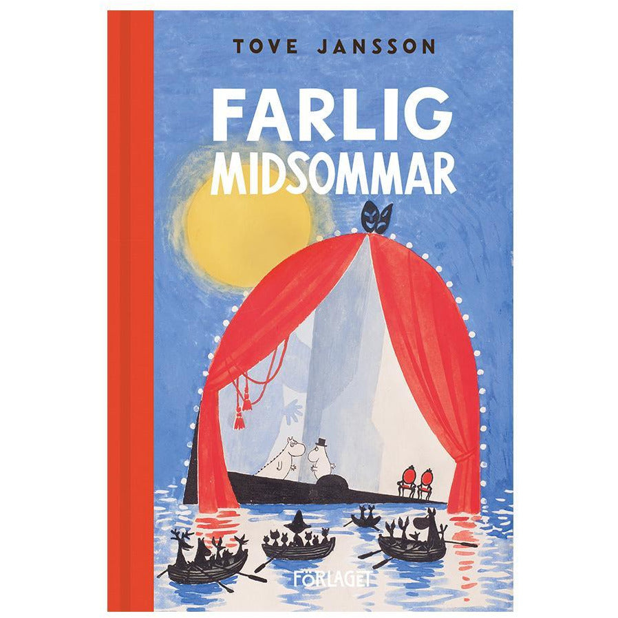 Farlig midsommar - Förlaget - The Official Moomin Shop