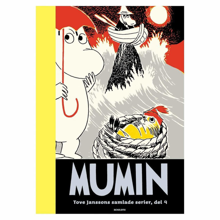 Mumin samlade serier, del 4 - The Official Moomin Shop