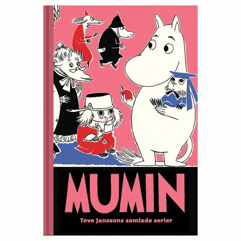 Mumin samlade serier, del 5 - The Official Moomin Shop