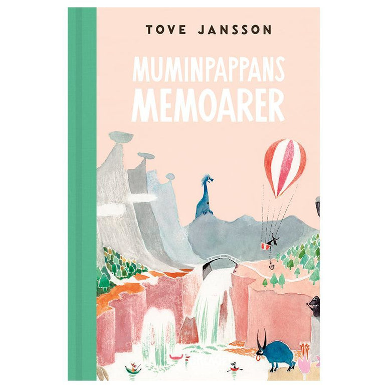 Muminpappans memoarer - Förlaget - The Official Moomin Shop