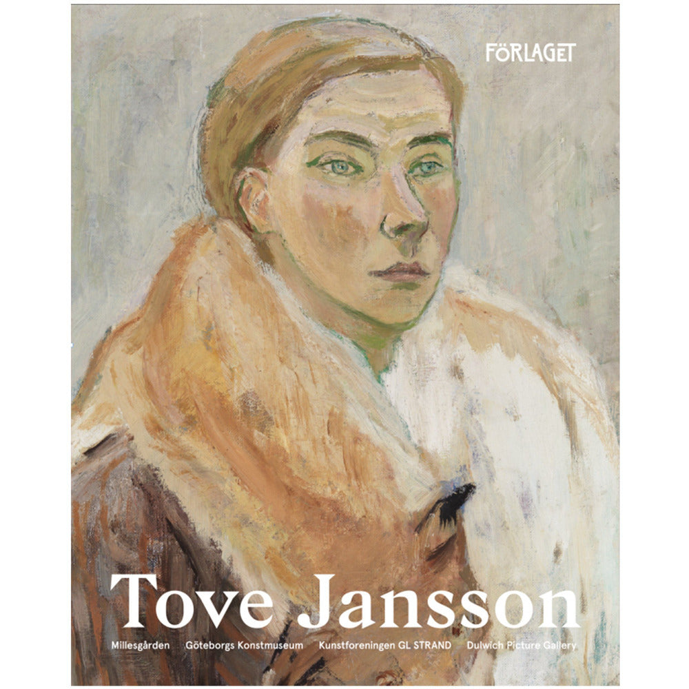 Tove Jansson: desire to create and live Catalogue - Förlaget - The Official Moomin Shop