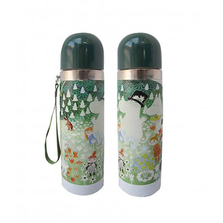 Moomin Dangerous Journey thermos flask 5 dl by Disaster Designs - The Official Moomin Shop