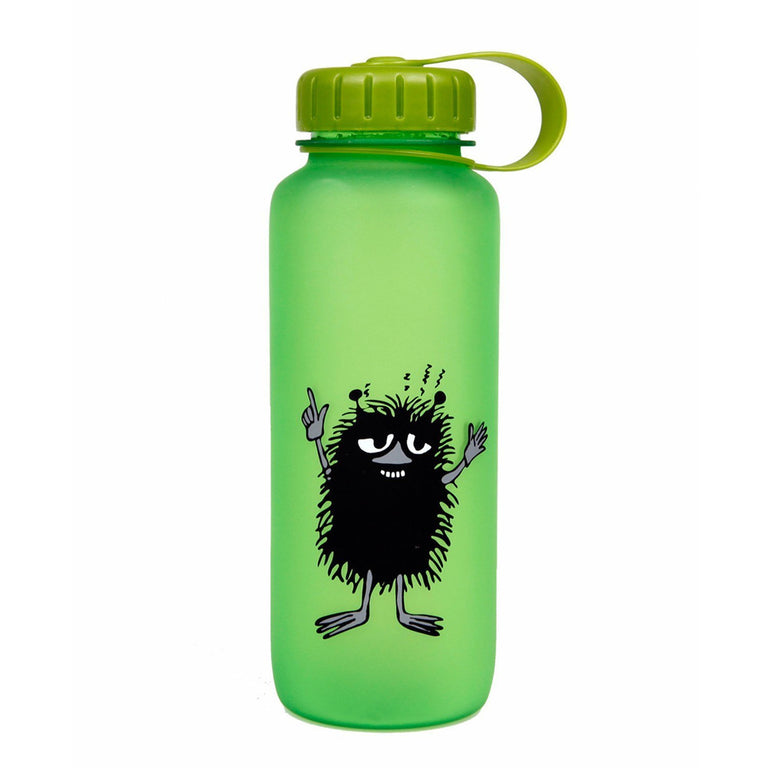 Moomin Stinky water bottle green - The Official Moomin Shop