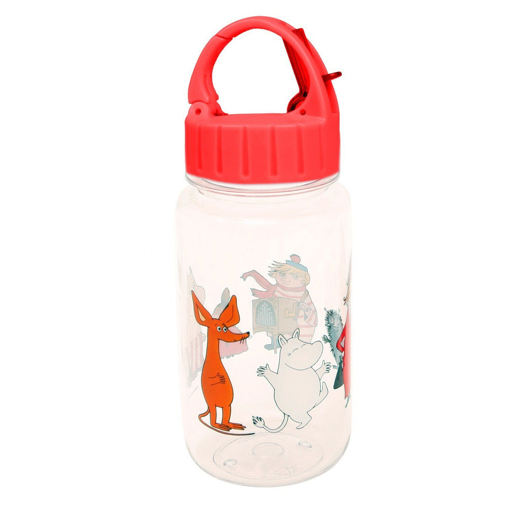 "Moomin ""Friends"" Bottle 3,5 dl - Martinex - The Official Moomin Shop"