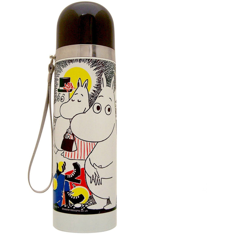 The Moomin Comic thermos flask 5 dl by Disaster Designs - The Official Moomin Shop