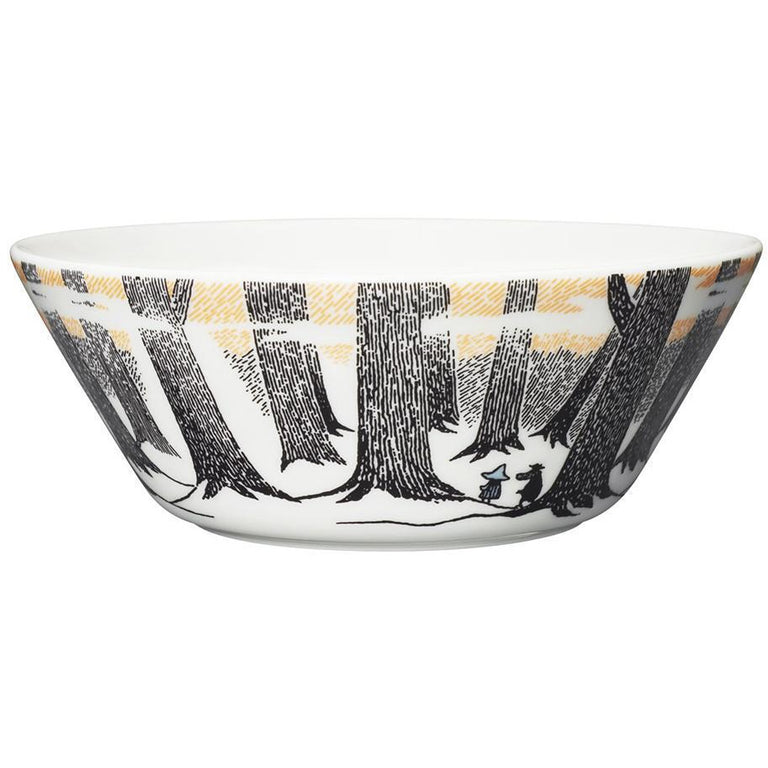 "Moomin ""True to its origins"" Bowl - Arabia - The Official Moomin Shop"