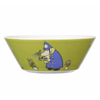 Moomin Inspector bowl by Arabia