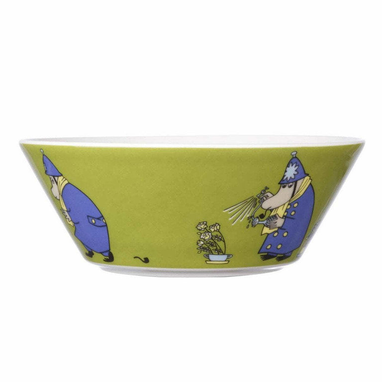 Moomin Inspector bowl by Arabia - The Official Moomin Shop