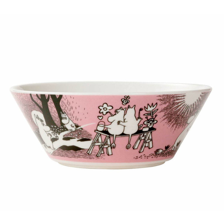 Moomin Love bowl by Arabia - The Official Moomin Shop