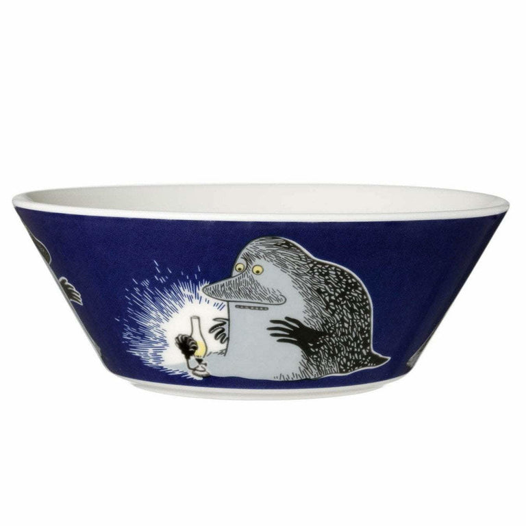 Moomin The Groke bowl by Arabia - The Official Moomin Shop